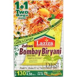 Laziza Zafrani Bombay Biryani 140g